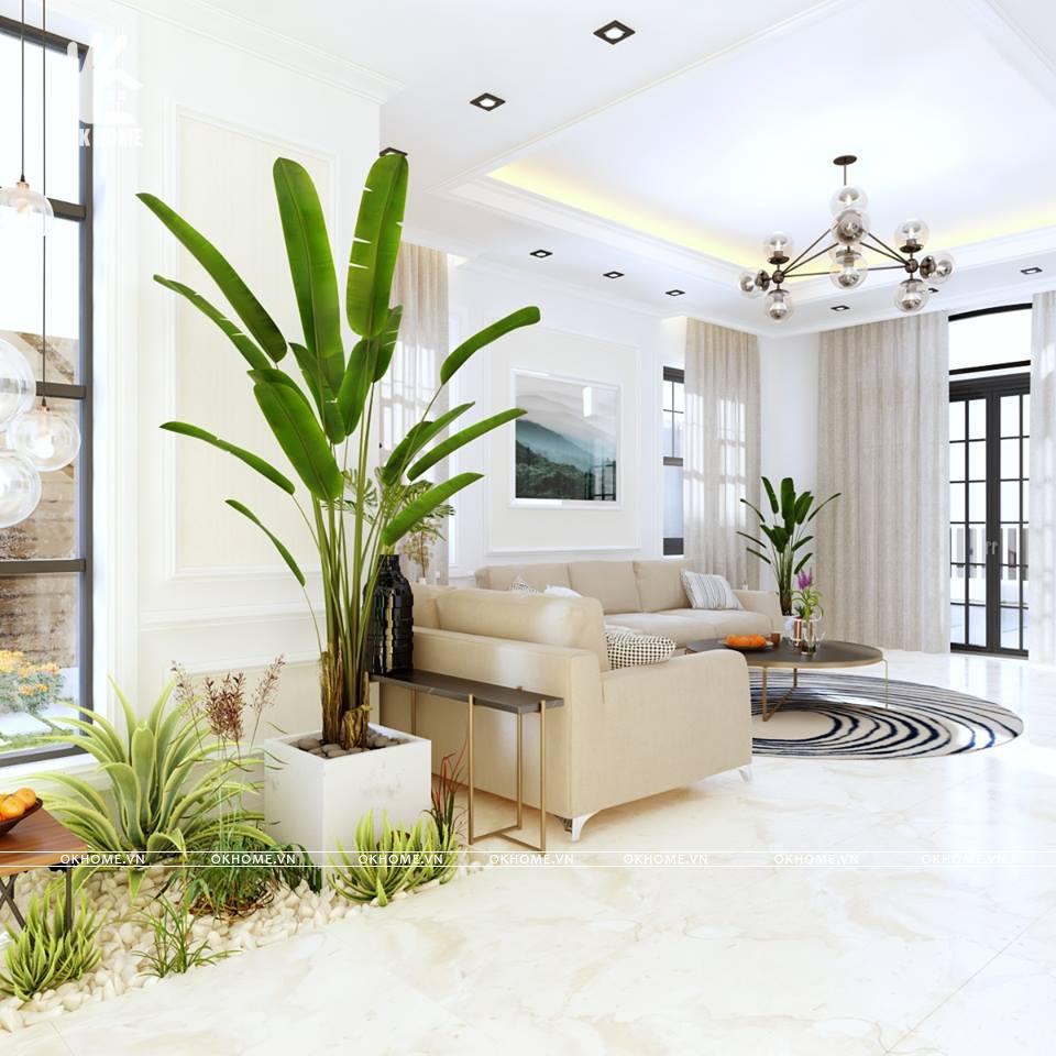 Thiết kế – Thi công hoàn thiện nội thất căn hộ Mr Thắng Hạ Long