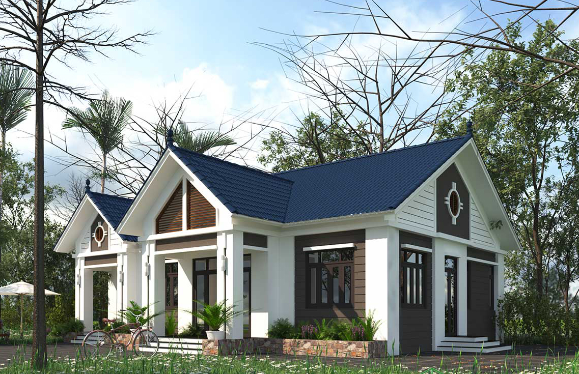 nhà mái thái